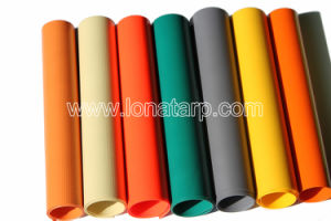 Pvc Sheet Coated met Polyester 650GSM
