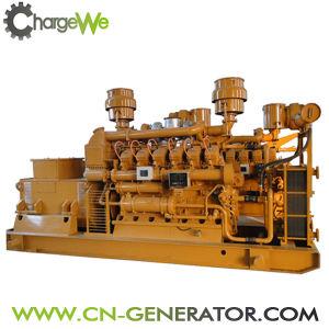 Usine de gaz de la nature de la puissance moteur générateur de production électrique