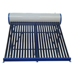 солнечный водонагреватель низкого давления (etc трубы / нержавеющая сталь)