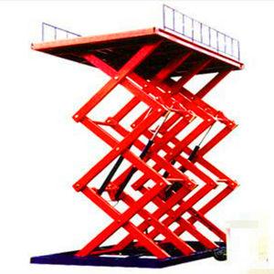 Mesa elevadora hidráulica móvil Grúa Plataforma (SJY)
