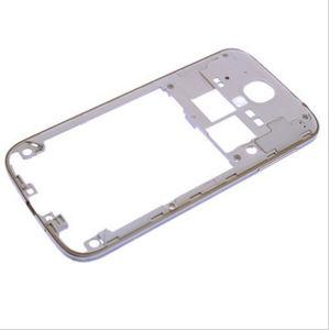 Oriente la caja bisel marco de la placa de cubierta para Samsung S4