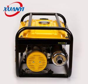 Generatore della benzina di uso della casa di inizio di ritrazione del collegare di rame 220V 163cc di 100%