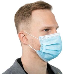 Одноразовые защитные маски с расширенными функциями защиты