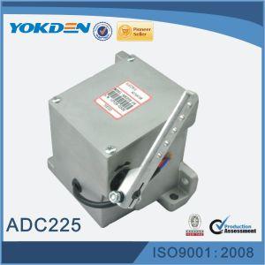 ADC225発電機の電子速度制御12V 24Vのアクチュエーター