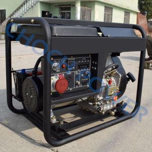 セリウムおよびISO9001公認のディーゼル発電機(2/3/5/6KW)