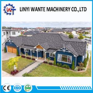 L'environnement la pierre de matériaux de construction en métal recouvert de bardeaux de la tuile de toit