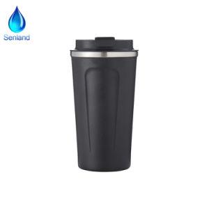 380ml/500ml en acier inoxydable à double paroi isolée tasse à café de dépression (SL-1501)