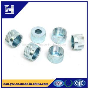 Plaqué zinc personnalisée de l'écrou de haute qualité