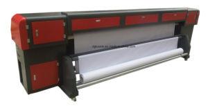 3.2m 126inch 4PCS 512 Konicaの印字機を広告するヘッド支払能力がある高速PVC屈曲の旗/Vinyl /Sticker /Poster