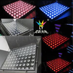 Alta potencia de 80x12W Bañador de pared LED de color de la ciudad al aire libre