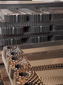 공장 직접 판매는 격판덮개 열교환기를 위한 고품질 M20m 격판덮개를 대체한다