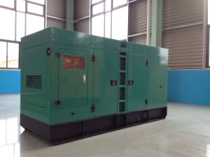 138kVA /110kw de Stille Cummins Reeks van de Generator met Goedgekeurd Ce (GDC100*S)