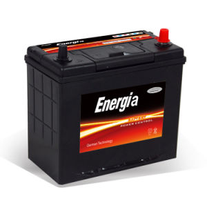 Automatique Chargée Batterie de Voiture de Chine, liste de