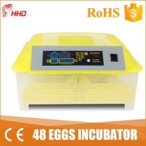 Mejor precio de venta minincubadora de huevos de la máquina (YZ8-48)