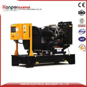 Generatore elettrico di 125kVA 100kw Ricardo aperto o generatore silenzioso