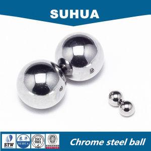 100CR6 82.55mm 3 1/4'' de cojinete de bola de acero cromado