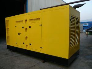 Горячий комплект генератора сбывания 500kw Cummins тепловозный с ATS