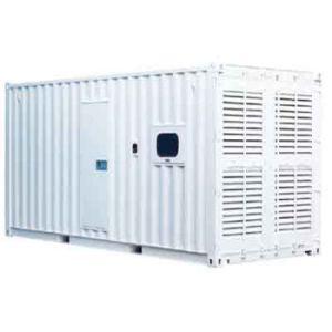 1250kVA Diesel van het Type van container Krachtcentrale met Motor Perkins