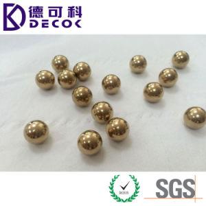 2016 La vente en gros à chaud de haute précision 5,5 mm 4,5 mm 4 mm Balle solides en laiton