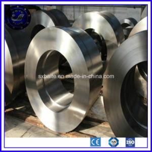 Forja pesada abierto de los anillos de acero laminado en caliente mueren sin fisuras el anillo de la forja de piezas de cojinete