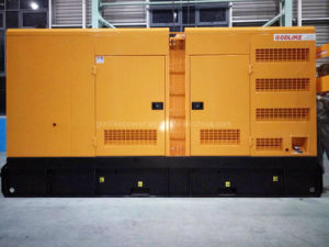 3 판매를 위한 단계 250kVA Deutz에 의하여 강화되는 디젤 엔진 발전기