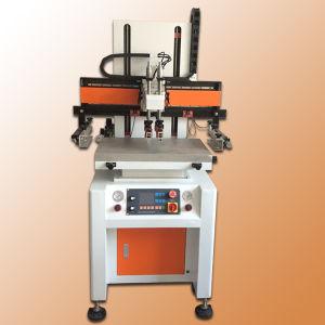 自動電気ラベルのシルクスクリーンプリンター機械