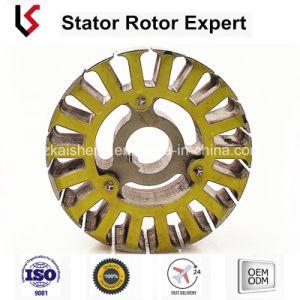 Scanalature 18 statore e rotore del Od 99 per il motorino elettrico e l'attrezzo a motore che timbrano pila
