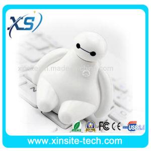 Big White Shap 2GB USB Flash Drive (XST-U016)