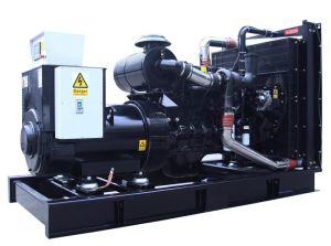 Cummins Engine Qsz13-G3를 가진 세트를 생성하는 500kVA 디젤
