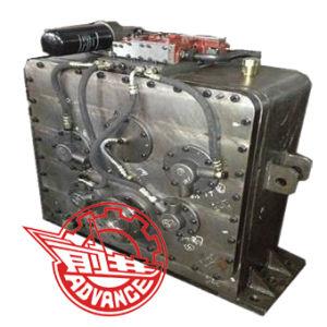 Transmissão Powershift dB160 Transmissão de construção