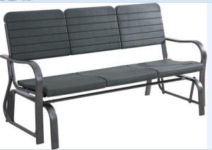 魅力的な屋外の家具、吹鋳造物の余暇のベンチ