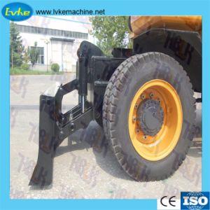 Graafwerktuig van het Wiel van de zware Apparatuur van de Bouw het Mini met Ce- Certificaat