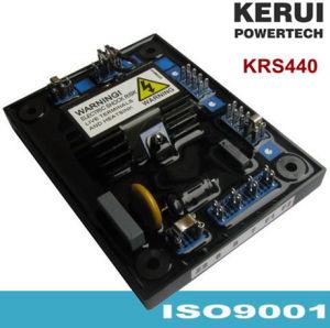Regulador de tensão automático Krs440 AVR para gerador