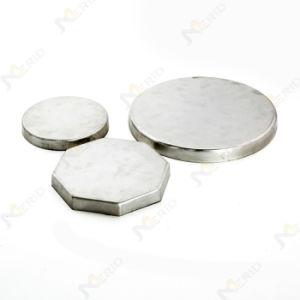 Estampación metálica de acero inoxidable perforado Piezas eléctricas