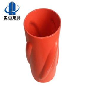 Il tubo del giacimento di petrolio ha fatto il centralizzatore integrato della molla dell'arco