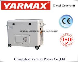 Tipo generatore diesel silenzioso di vibrazione di inizio elettrico
