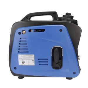 700W Mini gasolina pequeño generador insonorizado de Camping Home