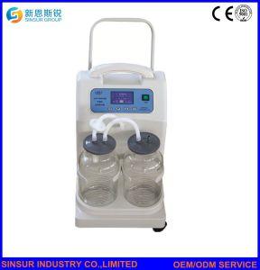 ISO/Ceの病院装置のダイヤフラムポンプ大きい出力電気吸引機械