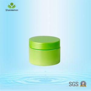 120ml pet mate cosmética Cuidado de piel de plástico de tarros de crema facial