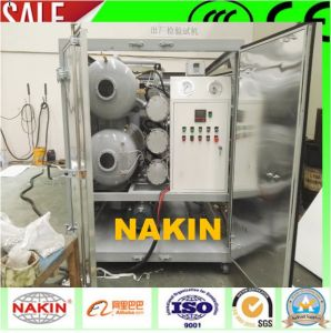La filtración de aceite del transformador recomendaciones, la purificación de aceite