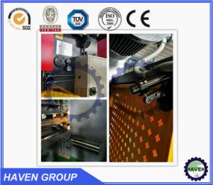 freno hidráulico de presión, máquina de doblado de la placa, la laminación máquina de doblado