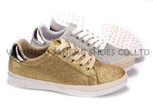 Zapatillas de mujer Ocio zapatos con suela de PU Cuerda CNS-55008