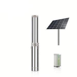 L'énergie solaire de l'eau de la pompe haute pression de pompe à eau solaire