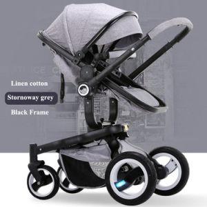Venda por grosso carrinho de bebé Ks-004c com liga de alumínio