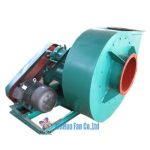 Высокое давление Центробежный вентилятор для групповой обработки материала приложений