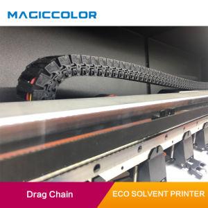 Machine van de Druk van Eco de Oplosbare Digitale Flex met Dx10