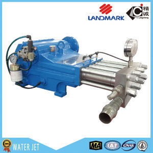 Cleaning Rolls at Paper Plants Jet Pumps (L0140)