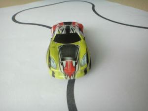 A energia verde Produto Kit de Brinquedos Solar bricolage intelectual Line-Track carro 018