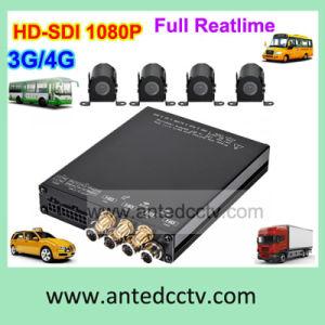 3G 4G Mobile Dvr de 1080P, en Auto Grabador HD DVR CCTV