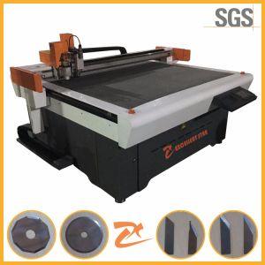 CNC van de Prijs van de Fabriek van de Laser van de hoge snelheid niet Scherpe Machine 1214 van het Leer